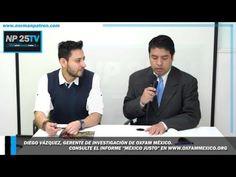 OXFAM México Justo Diego Vázquez NP25TV 2018