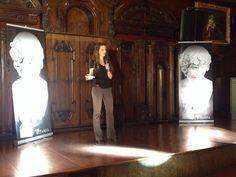 Presentación de 'Garden Manor. Juega conmigo' (Titania), de Malenka Ramos, el 21 de mayo de 2015 en la sala Alegoría de Madrid. Mayo, Madrid, Fictional Characters, Fantasy Characters