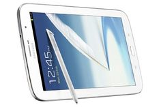 Samsung Galaxy Note 8.0, la tablet de en medio.
