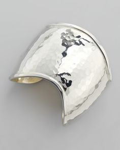 Nest Silver Cuff - Neiman Marcus - Love my cuff bracelets of all kinds...