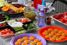 White Trash Bash food ideas