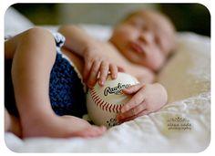 baby boy w/ ball