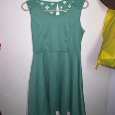 Light blueish greenish dress Dress Junions Macy's Dresses Mini