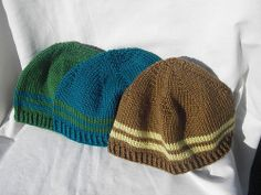 Beanies For The Brave by Kathy Lang