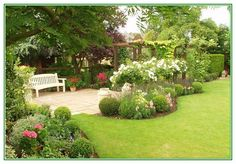 Awesome Home And Garden Landscaping Ideas