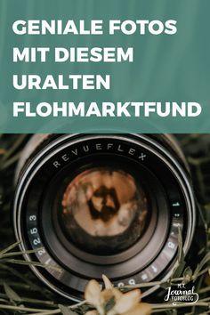 Analoge Objektive an der digitalen Spiegelreflex Kamera benutzen: Das Revueflex 55mm 1.8