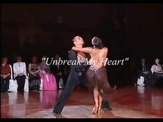 "Un-Break My Heart - Toni Braxton (feat. WDSF ProDance Champions: ""Slavik... Stunning, flawless performance."