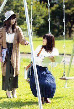 omiansary: 13th Single 白石麻衣 x 西野七瀬 ... | 日々是遊楽也