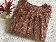 Ravelry: Purlificknitter's Sorrel - Test Knitting Tutorials, Knitting For Beginners, Knitting Projects, Crochet Top, Boho Shorts, Winter Knitting Patterns, How Are You Feeling, Ravelry, Crafts