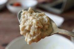 Vanilla Bean Oatmeal.