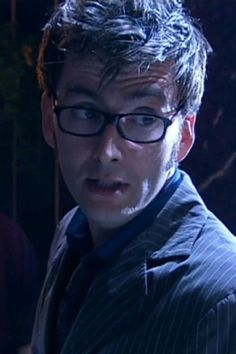 """The Tenth Doctor, episode """"The Fires of Pompeii"""" David Tennant"""