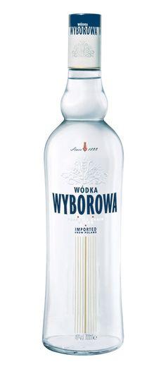 Wyborowa Polish #Vodka - of course.... :) to make you warm:)
