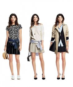 the new banana republic: Why Everyone's Going To Be Shopping At Banana Republic This Fall via @WhoWhatWear