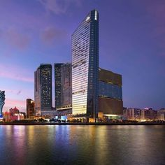 Mandarin Oriental, Macau, China is the FHRNews for Monday, March