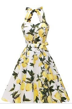 Floaty Dress, Lace Dress, Floral Fashion, Vintage Fashion, Pretty Dresses, Beautiful Dresses, Halter Dress Summer, Vintage Style Dresses, Vintage Ladies