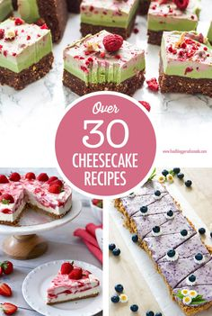 Our ultimate cheesecake recipe collection includes many unique takes on the popular New York cheesecake as well as Japanese and Israeli versions and if that's not enough there's also cheesecake squares, parfaits, mousses and ice creams too! No Bake Blueberry Cheesecake, Cinnamon Roll Cheesecake, Cranberry Cheesecake, Cheesecake Toppings, Cheesecake Ice Cream, Coconut Cheesecake, Chocolate Cheesecake Recipes, Cheesecake Cake, Cheesecake Squares
