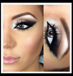 Inner corner eyeliner