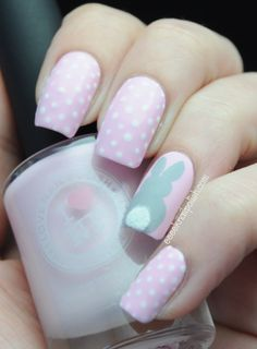 Cute for Easter but I wouldn't want them that long.