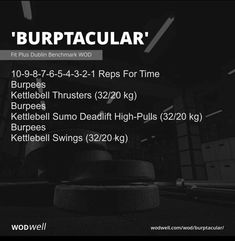 Fit Board Workouts, Fun Workouts, At Home Workouts, Workout Board, Workout Ideas, Spartan Race Training, Training Day, Crossfit Workout Plan, Kettlebell Swings