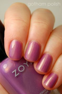 *Zoya - Zara (Flourish Collection Fall 2008) / GothamPolish