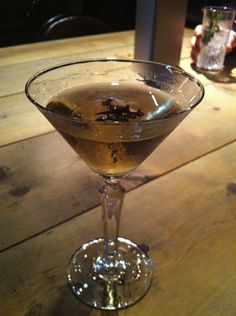 Oak Martini from Pleased to Meet You Newcastle