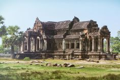 Angkor Wat is one of my favourite places in the world. This is the north library within the Angkor Wat compound #angkorwat #siemreap #cambodia #temple #ancient #angkorarcheologicalpark #travel #traveler #holiday #vacation #trip #tour #tastetravel #tastetr