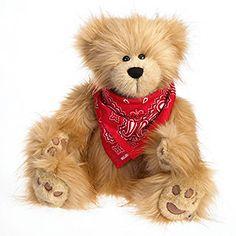Bandit Bearloom van Boyds Bears