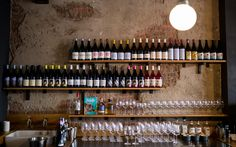 Jozi wine bar Ace Pearl recommends five reds Wine Rack, Wines, Liquor Cabinet, Monopole, Storage, Pearl, Boutique, Home Decor, Purse Storage