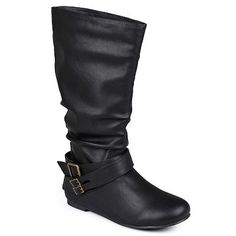 Journee Collection Shelley Midcalf Boots - Juniors