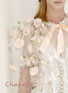 Chanel floral  ✿⊱╮