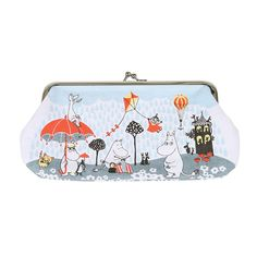 Moomin kite purse/pencil case by Martinex - The Official Moomin Shop Moomin Shop, Tove Jansson, Moomin Valley, Stationery Items, Little My, Pen And Paper, Laptop Accessories, Kite, Wells