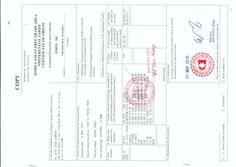 Giấy chứng nhận xuất xứ nhôm 6061  Wintech 0982733579