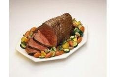 How to Cook Rump Roast in a Crock Pot (with Pictures) | eHow