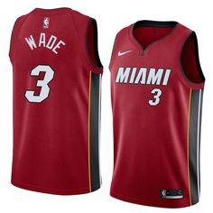 Camisetas nba nike rojo Dwyane Wade Miami Heat 2018 Marca  nike Equipos   Miami Heat Jugador  Dwyane Wade Adecuado para  Hombre Estilo  camisetas nba  2017 ... a97b8311e4a03