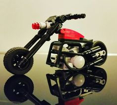 Legobike Custombuilt by Timberdale Creations
