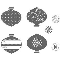 Stampin up - Delightful Decorations