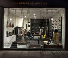 Merchant Archive, Notting Hill