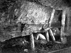 Reality of working in a coal mine: From a British coal mining textbook (1880s)