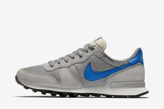 """Release Date and Where to buy Nike Internationalist """"Matte Silver/Blue Spark"""""""