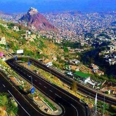 Sabr Mountain Road Taiz, Yemen
