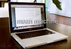 mean machine - Fifty Shades of Grey - E L James