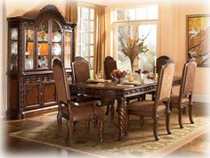 North Shore Dining By Ashley Furniture HomeStore Http://www. Ashleyfurniturehomestore.com