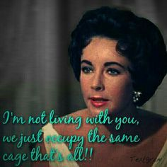 Image result for elizabeth taylor as maggie the cat