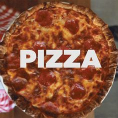 Here is how to make a REAL pizza pie: | Here's How To Make A Pizza Pie That's Actually Pie