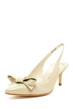 You know i love sling backs! My favorite heel!