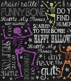 Find holiday fabric for all your holiday crafting needs at JOANN Fabric & Craft Stores. No matter the occasion, we carry a wide selection of holiday sewing fabric for year-round crafts and projects. Halloween Pillows, Halloween Fabric, Halloween Prints, Halloween Art, Holidays Halloween, Happy Hallow, The Hallow, Online Craft Store, Craft Stores