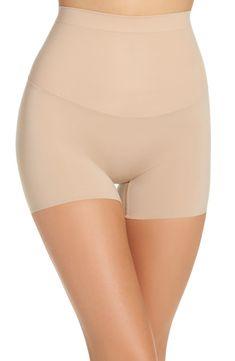 HTHJSCO Cotton Underwear Women 3-Pack Seamless Womens Boy Shorts Panties Slip Shorts
