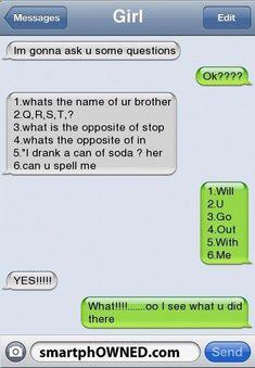 New Funny Couple Texts Posts Ideas Funny Texts Jokes, Text Jokes, Funny Texts Crush, Funny Text Fails, Stupid Funny Memes, Funny Relatable Memes, Crush Funny, Crush Texts, Epic Texts