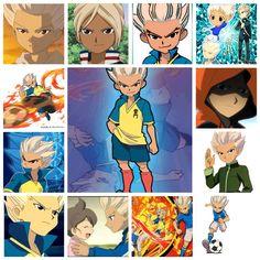 Inazuma eleven-goenji