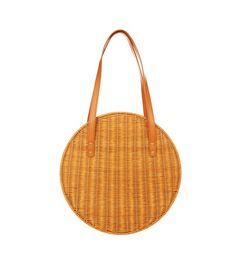 Summer Trend Forecasting: Expect to See These 10 Pieces Everywhere via @WhoWhatWear |  I'd love one of these...straw bag similar to Jane Birkin's basket style).
